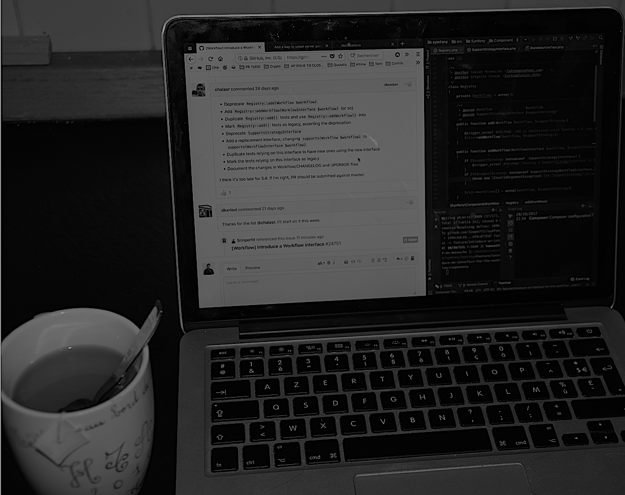 How I started contributing to API-Platform and Symfony